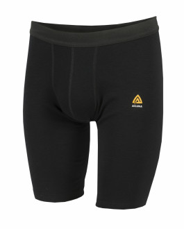 Трусы муж. Aclima WarmWool Long Shorts Man Black M