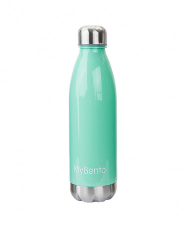 Бутылка Summit MyBento Water Bottle Stainless Steel Lid & Base Green 650 мл