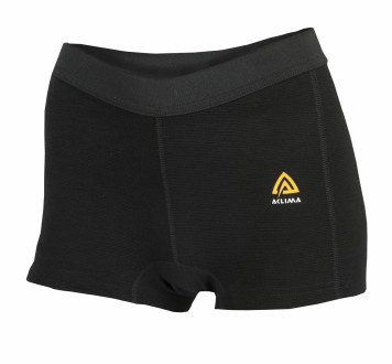 Трусы жен. Aclima WarmWool Shorts Woman Black S