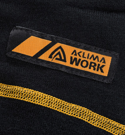 Термокальсоны Aclima Work Warm Longs Black S