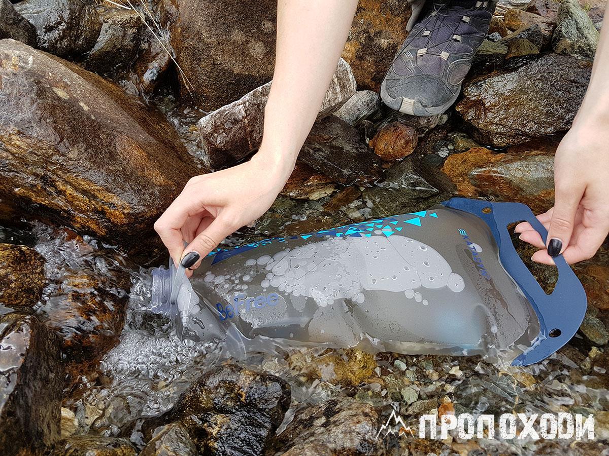 Фільтр для води Katadyn BeFree 3 L