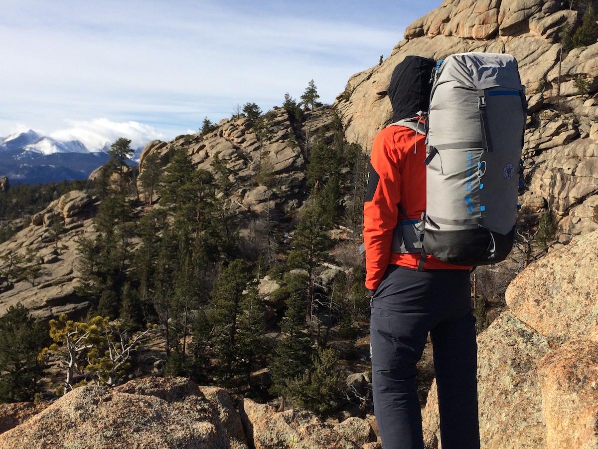 Рюкзак для альпинизма Blue Ice Yeti 50 L