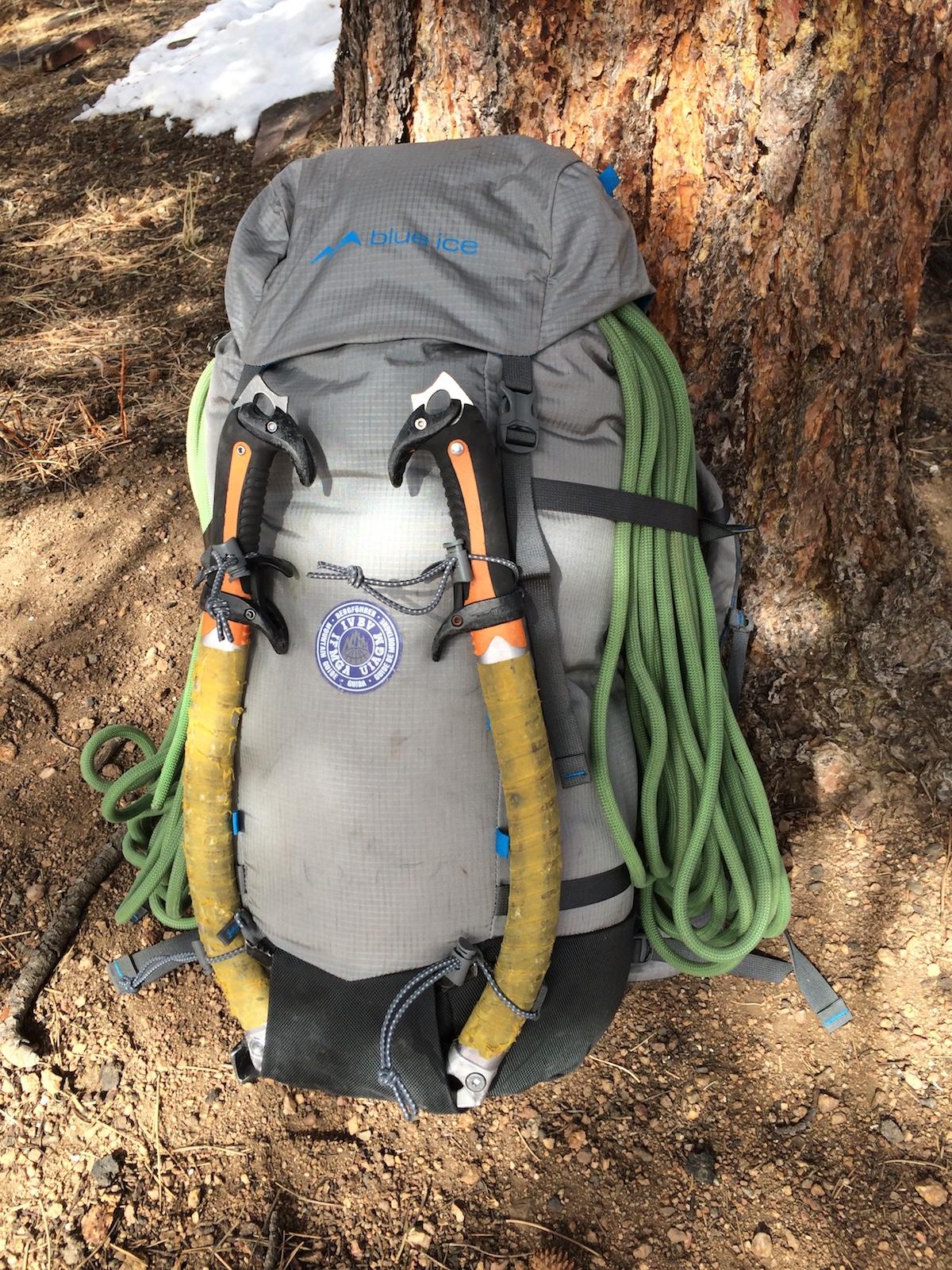 Рюкзак для походов Blue Ice Yeti 50 L