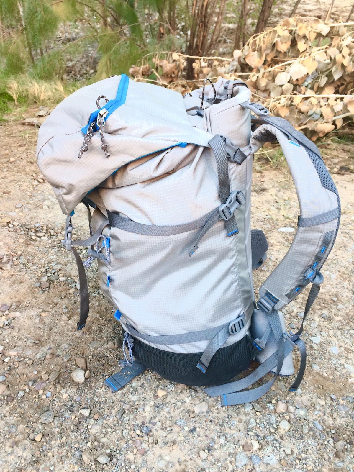 Рюкзак для альпинистов Blue Ice Yeti 50 L