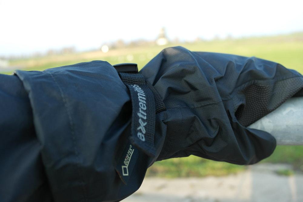 Непромокаемые рукавицы-верхонки Extremities