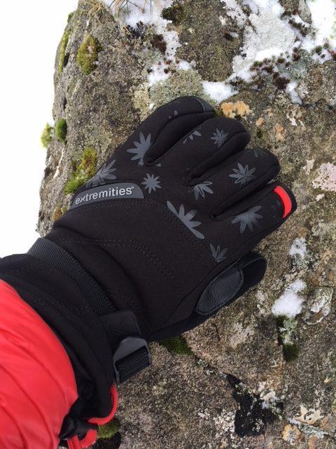 Женские туристические перчатки Extremities Mountain Glove