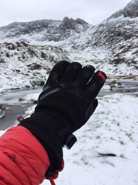 Туристические перчатки Extremities Mountain Glove