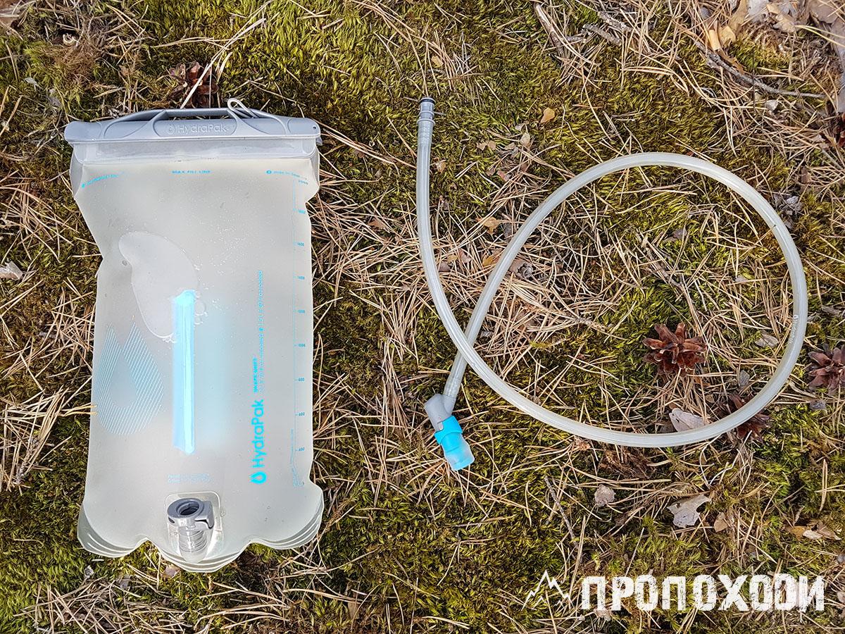 Питьевая система HydraPak Shape-Shift