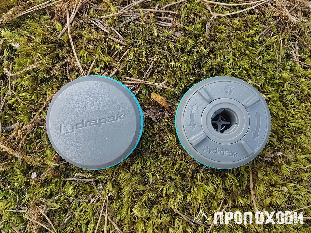 Кришки для HydraPak Seeker та HydraPak TrekKit
