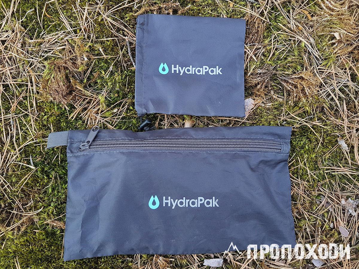 Чохли для HydraPak Seeker та HydraPak TrekKit