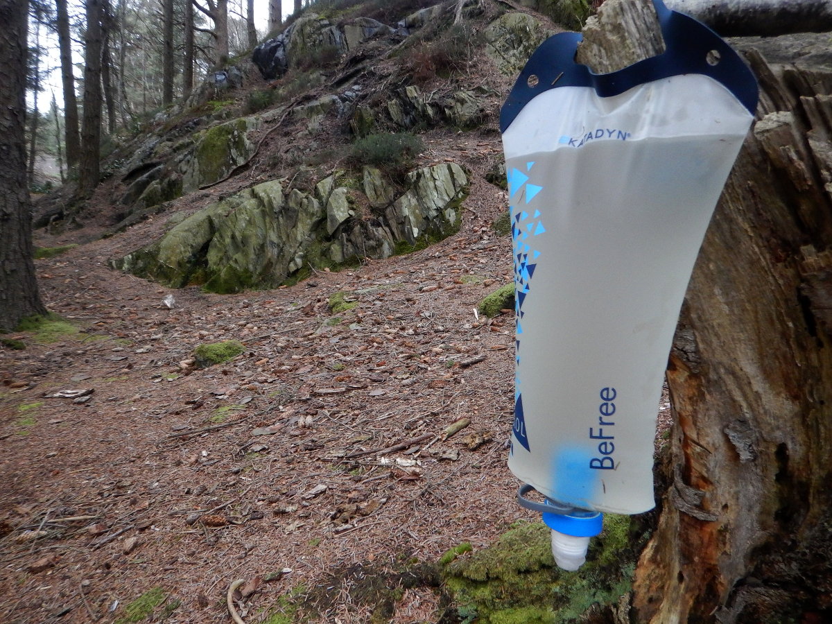 Походный фильтр для воды Katadyn BeFree 3L