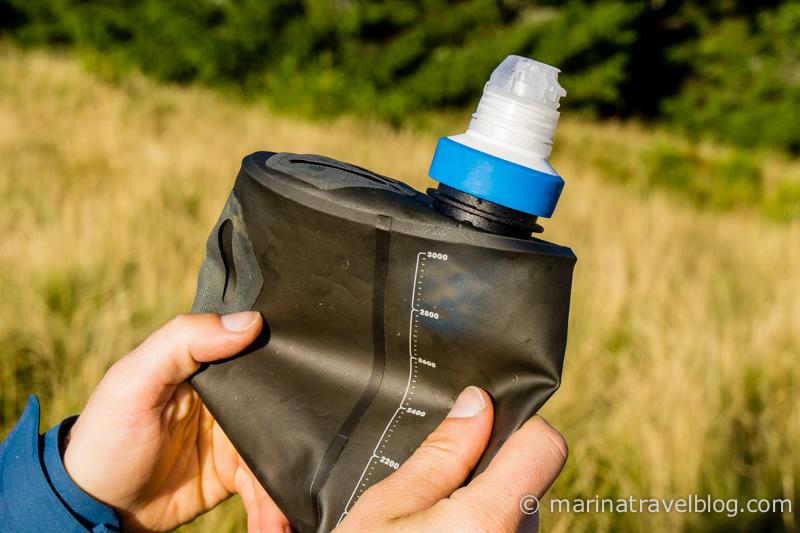 Очищаем воду в полевых условиях: Katadyn BeFree и HydraPak Seeker
