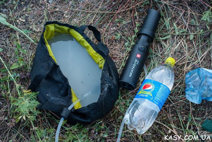 Фильтр для воды Katadyn Combi