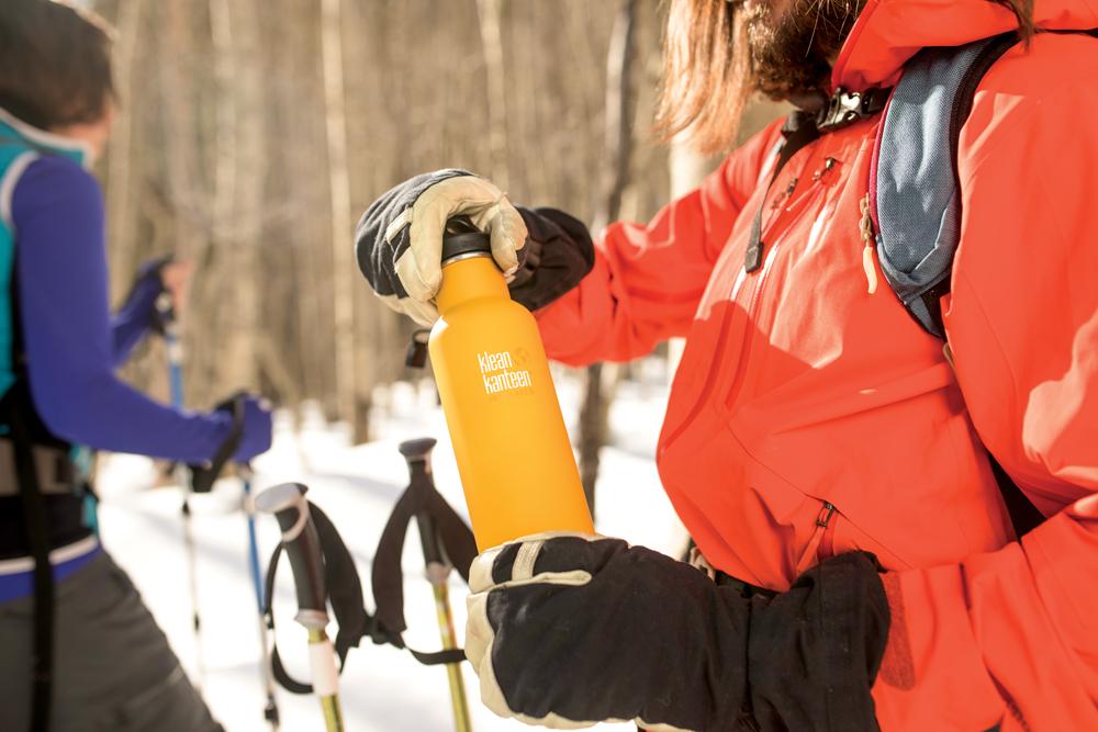 Klean Kanteen - лучшие термофляги для лыжников и сноубордистов