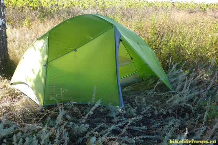 Двухместная ultralight палатка Nemo Dagger 2P