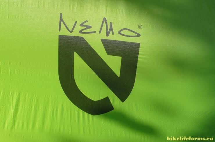 Туристическая палатка для легкоходов NEMO Dagger 2P
