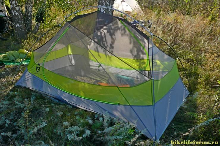 Ультралайт палатка Немо Даггер