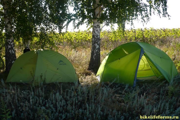 Туристическая палатка для легкоходов Nemo Dagger