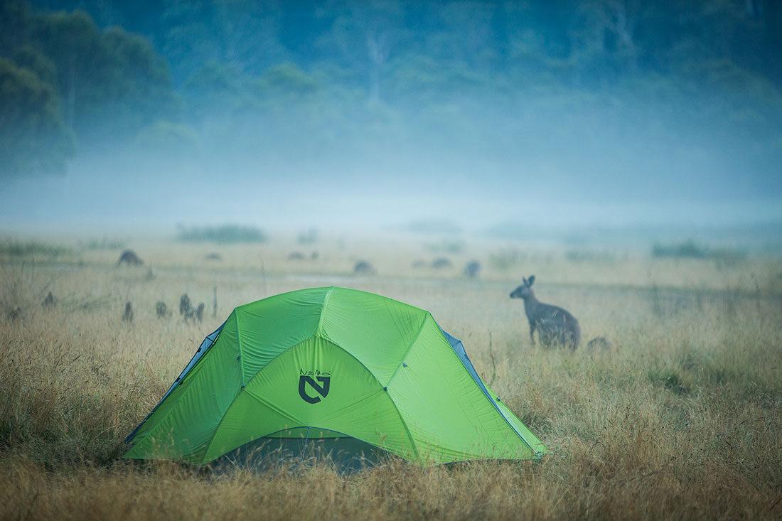 Двухместная ультралегкая палатка NEMO Dagger 2P