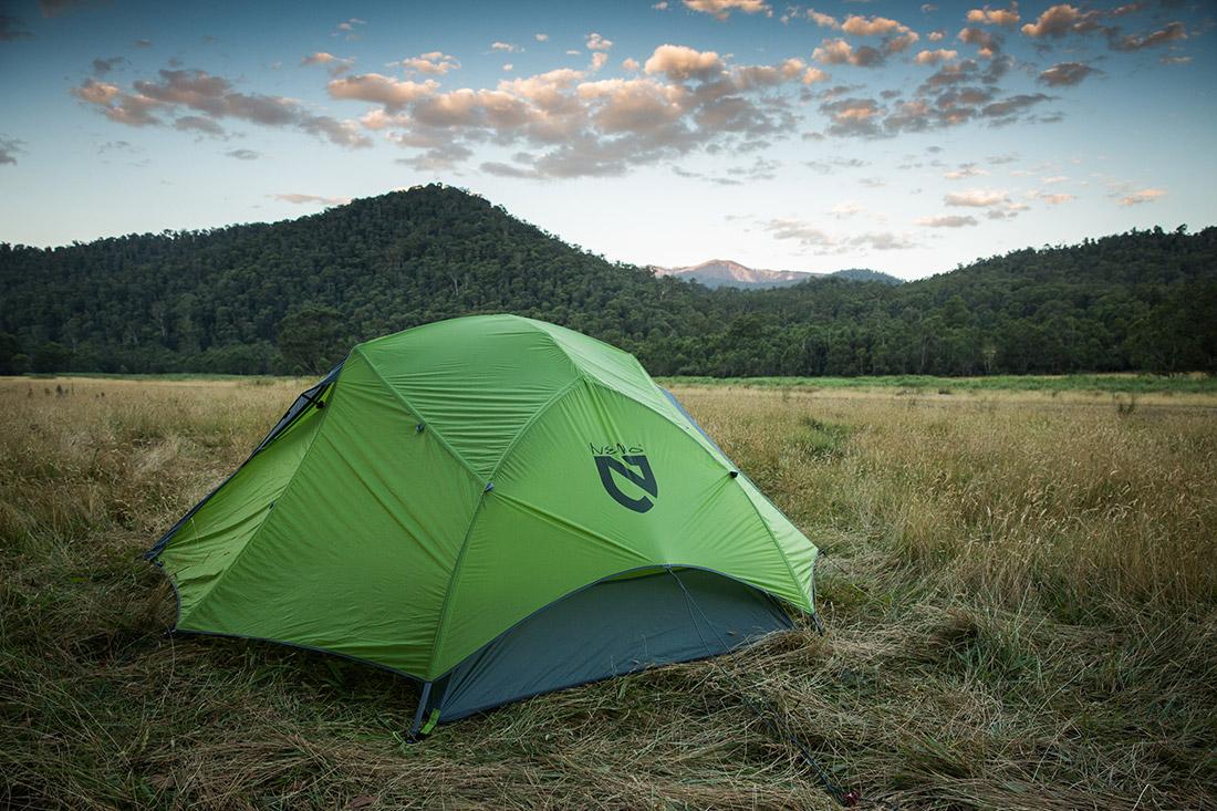 Трехсезонная ультралегкая палатка с двумя тамбурами NEMO Dagger 2P