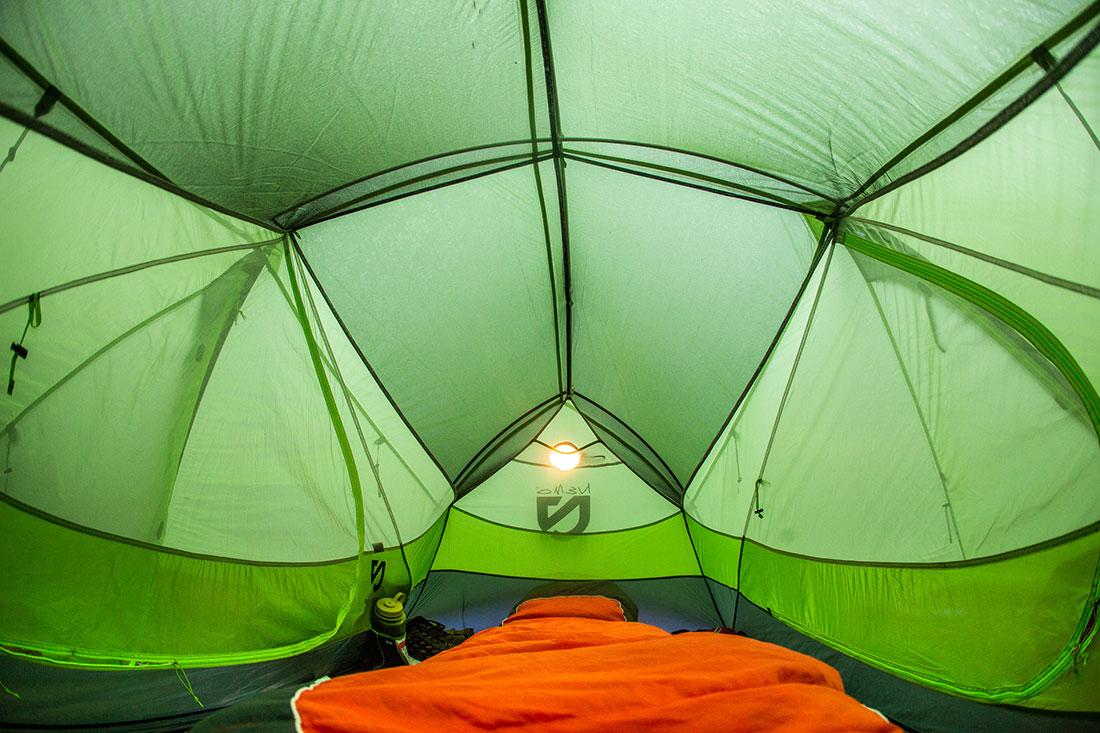 Ultralight палатка NEMO Dagger