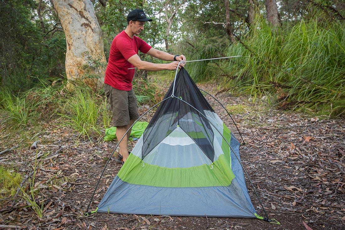 Палатка для походов fast & light NEMO Dagger 2P