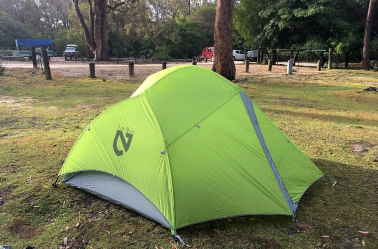 Ультралегкая палатка NEMO Dagger 2P