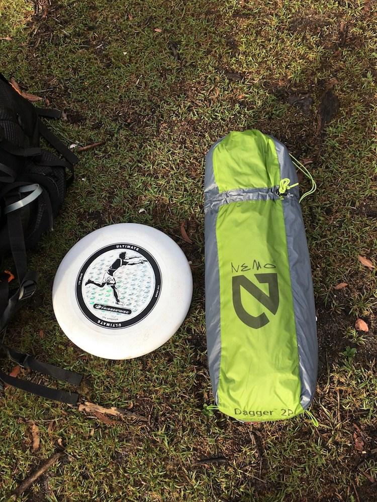 Двухместная трехсезонная палатка NEMO Dagger 2P