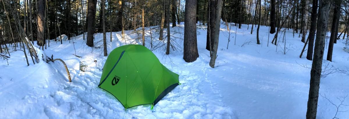 Универсальная двухместная палатка NEMO Dragonfly