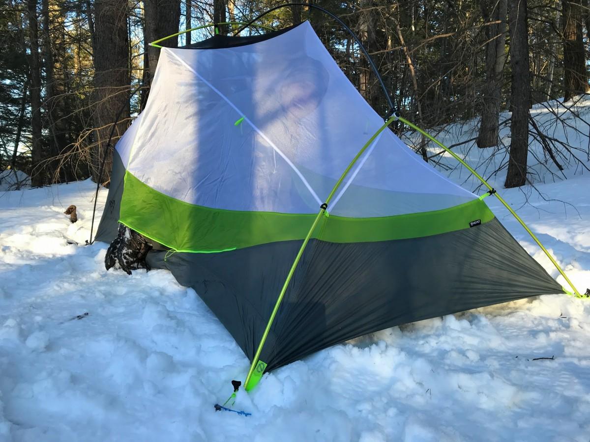 Ultralight палатка NEMO Dragonfly