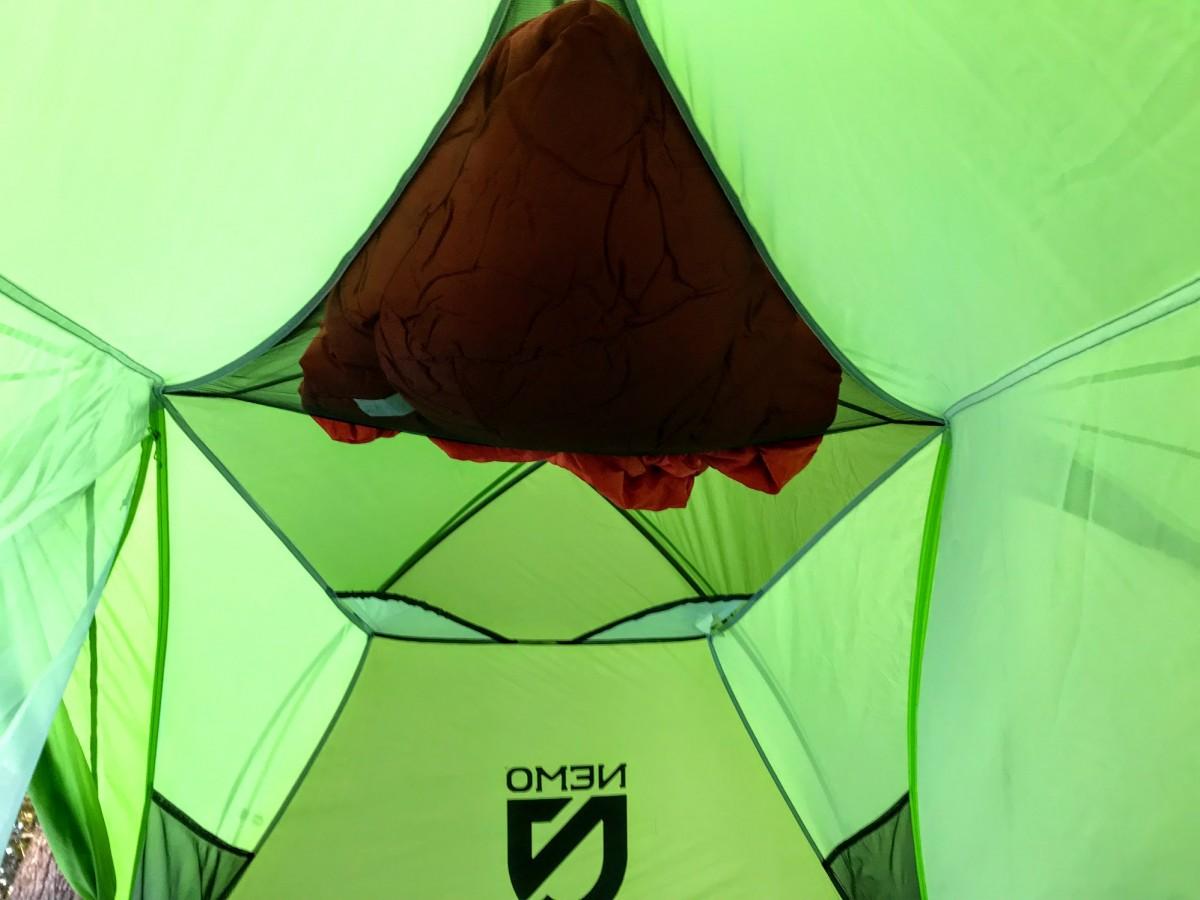 Палатка для легкоходов NEMO Dragonfly