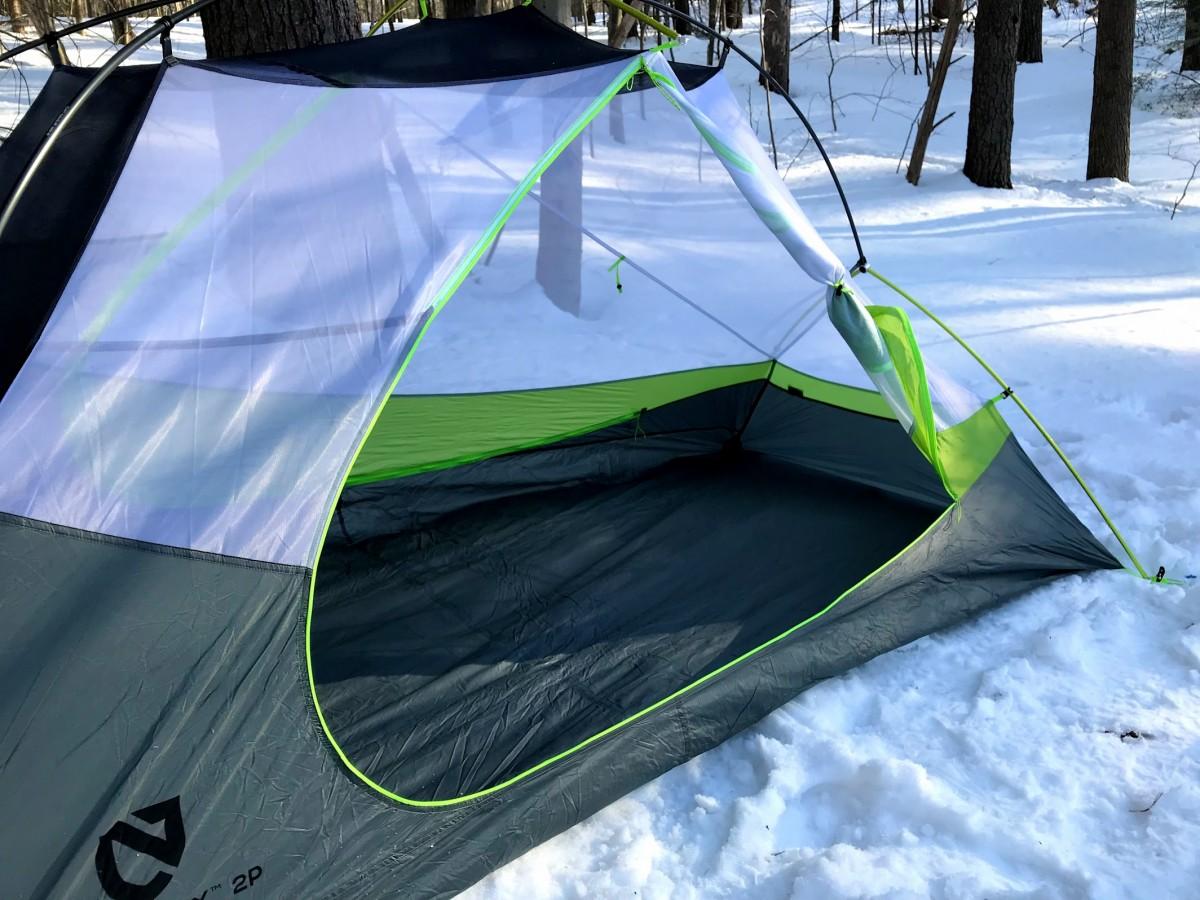 Лучшая палатка 2019 г. NEMO Dragonfly