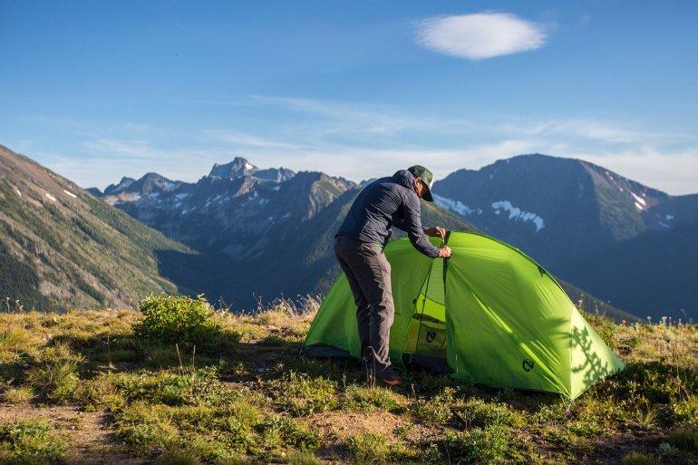 Ultralight-палатка NEMO Hornet 2