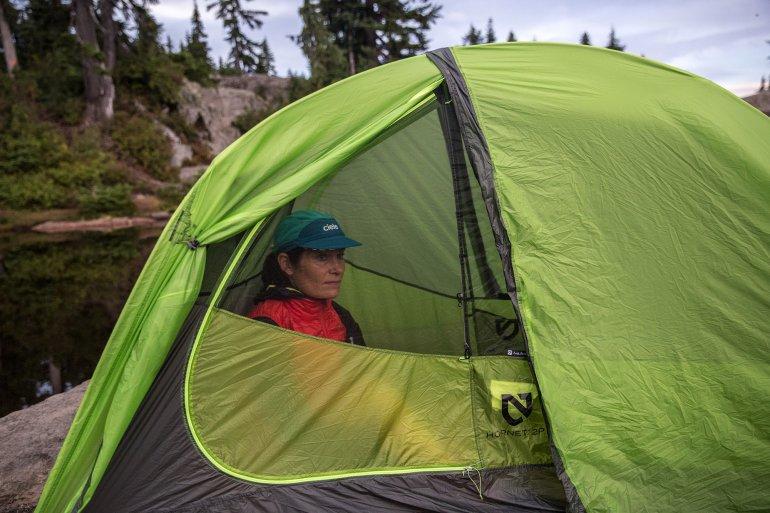 Палатка для походов ultralight HEMO Hornet 2P