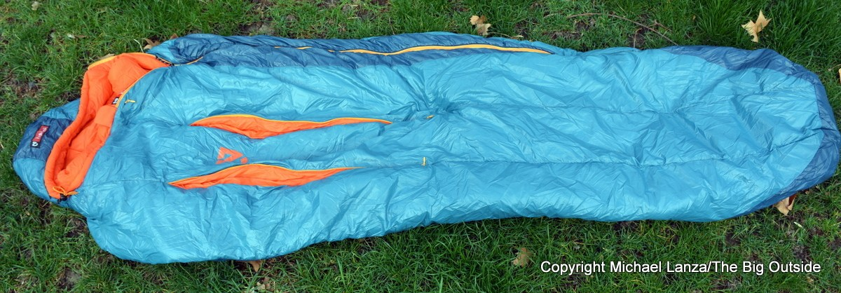 Спальный мешок NEMO Kyan 20 Regular
