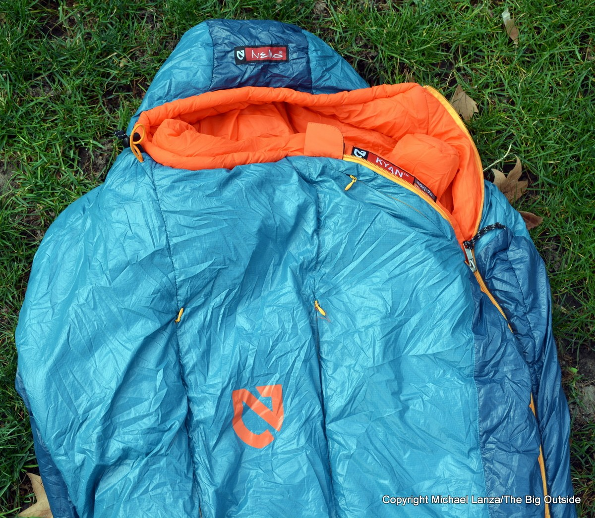 Спальный мешок NEMO Kyan