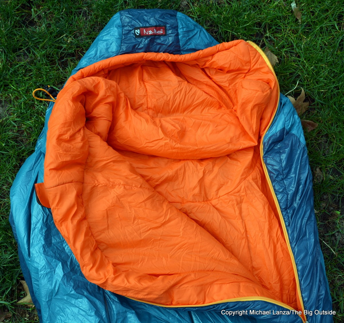 Спальный мешок для легкоходов NEMO Kyan 20