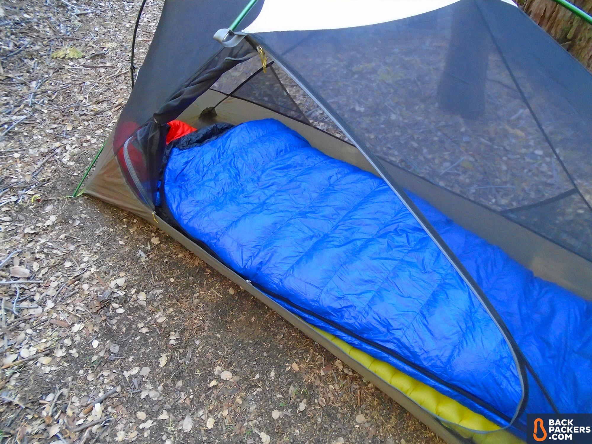 Ультралегкий надувной коврик для походов NEMO Tensor