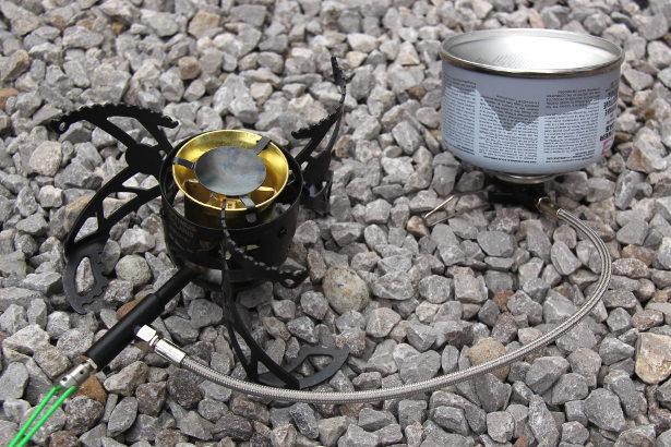 Мультитопливная горелка Optimus Polaris Optifuel