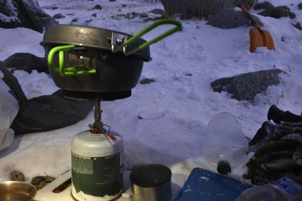 Посуда для походов Optimus Terra Lite HE