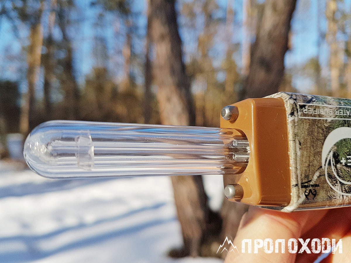 Ультрафиолетовый обеззараживатель воды SteriPEN Pure Plus