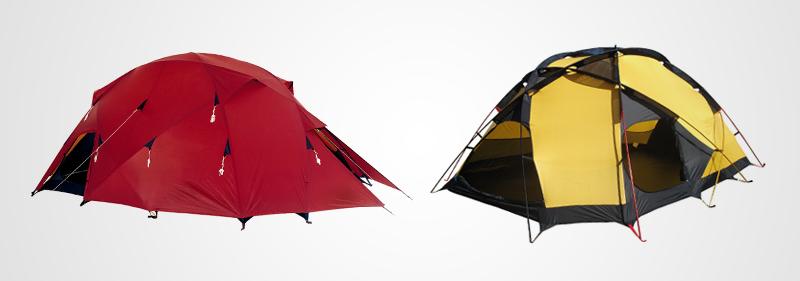 Геодезическая палатка Terra Nova Cosmos