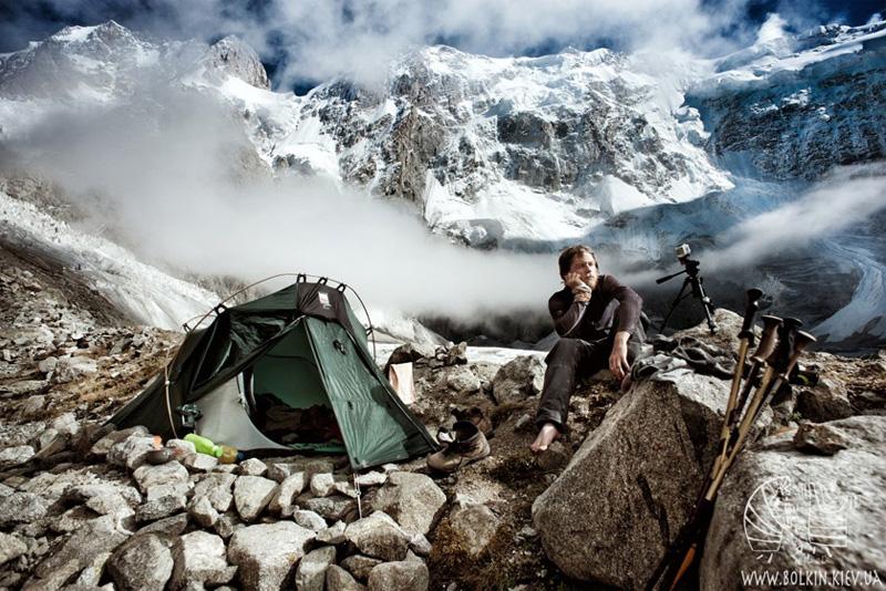 Палатка Wild Country Duolite