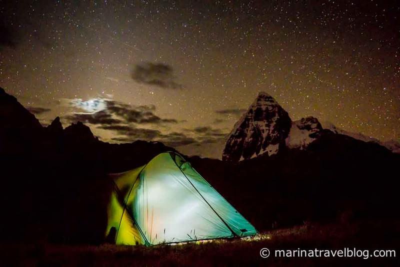 Обзор палатки терра нова суперлайт вояжер