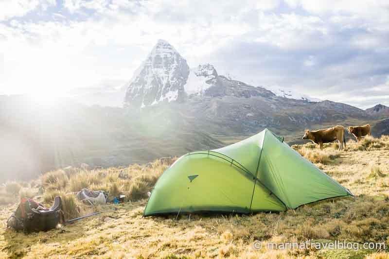 Обзор палаткиterra nova superlite voyager