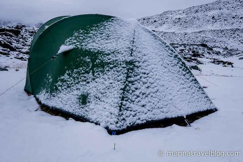 Палатка Terra Nova Superlite Voyager