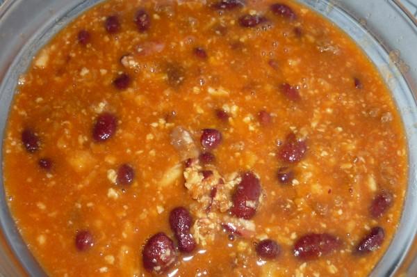Туристическое сублимированное блюдо Trek`n Eat Чили кон карне