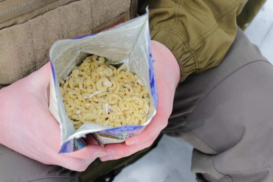 Туристические сублиматы Trek n Eat Pasta Pesto with Salmon