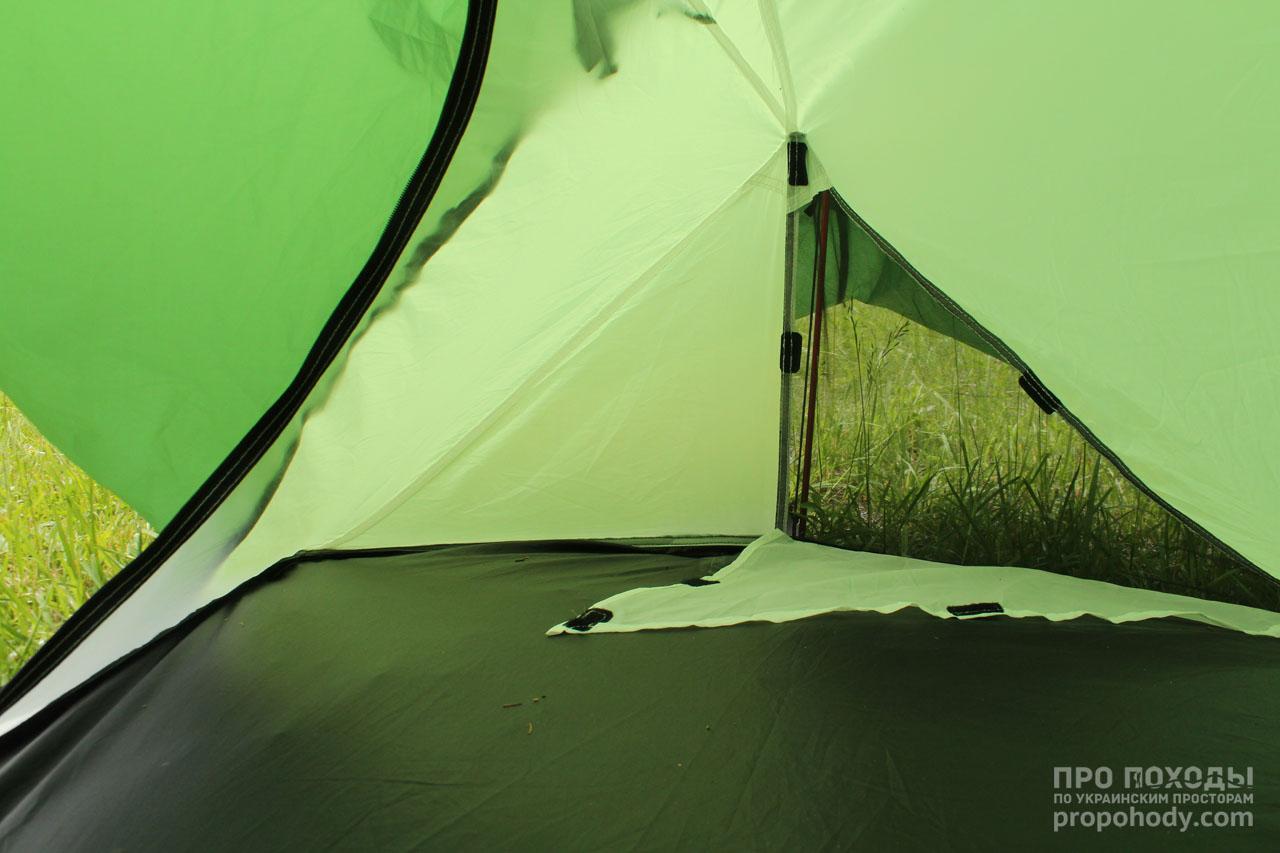 Палатка Wild Country Zephyros 2 Lite