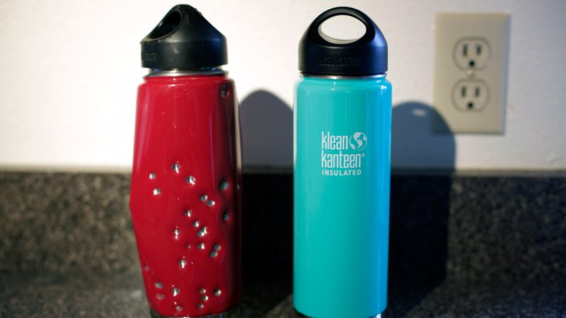 Термофляга Klean Kanteen Wide Vacuum Insulated